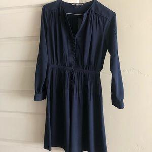 Navy Diane Von Furstenberg dress size 6